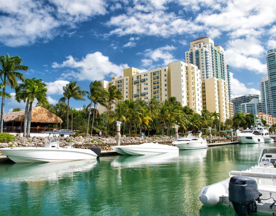 Mantenerse a salvo en el agua Miami Floridai