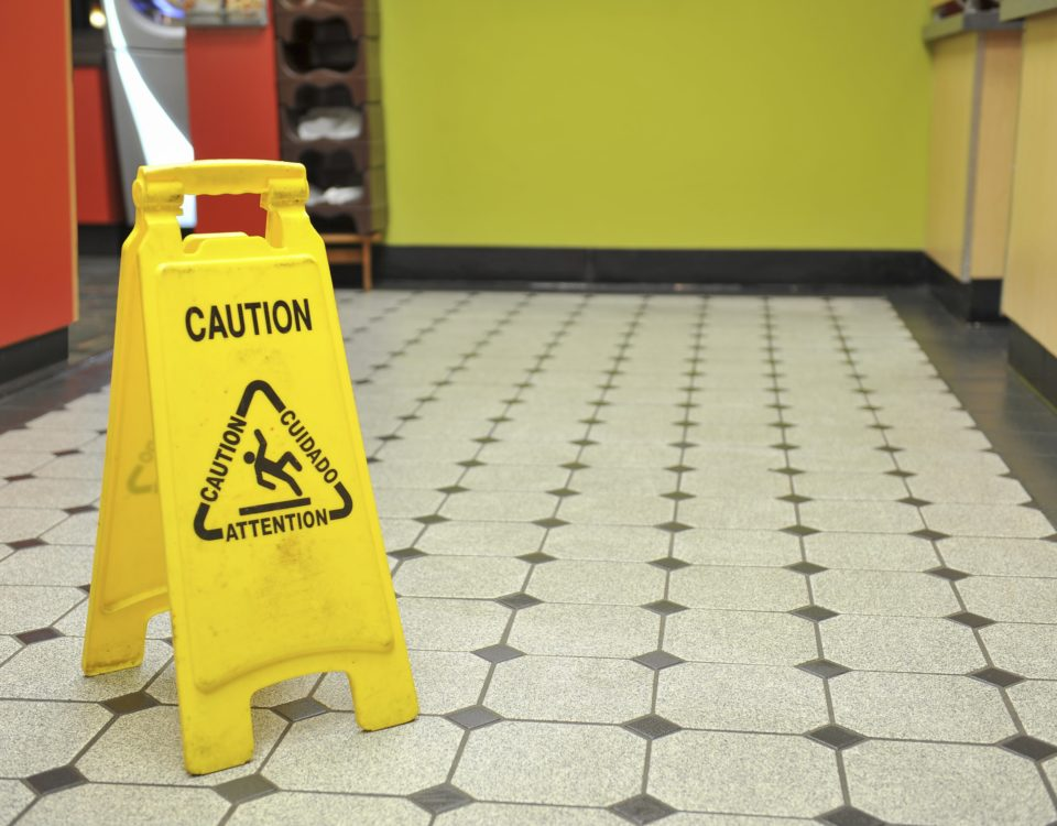 responsible for slip and fall accidents - bufete