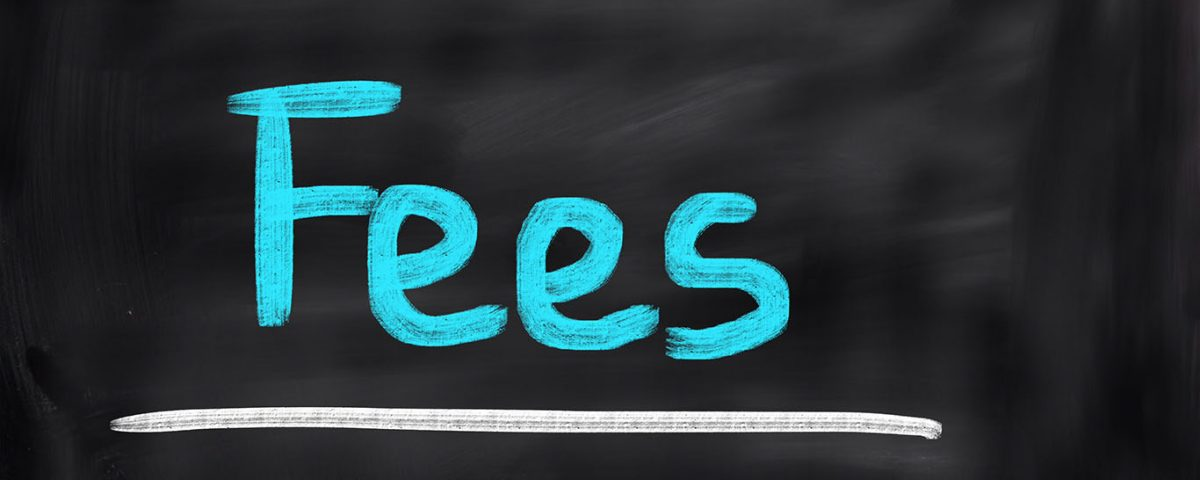Fees Concept with Lawyers