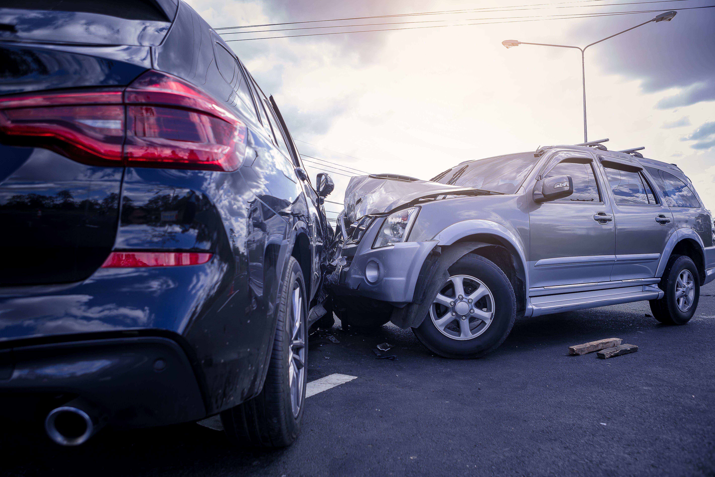 ¿Qué tipos de vehículos sufrieron más accidentes en 2020?