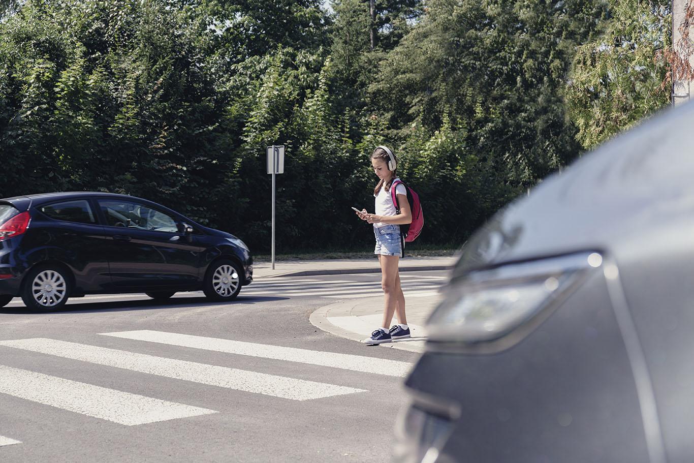 ¿Florida tiene un problema con los accidentes de peatones y ciclistas?